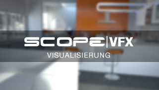 SCOPE|VFX Visualisierung