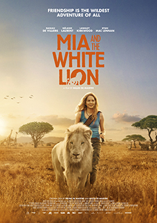 Mia and the White Loin