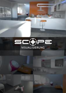 SCOPE|VFX Visualisierung